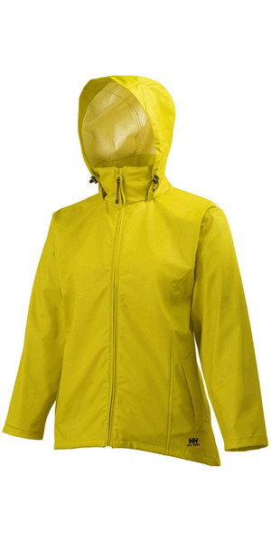 2018 Helly Hansen Womens Voss Jacket Yellow 55268