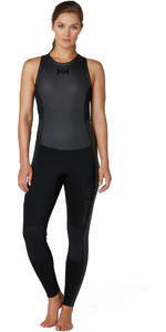 2019 Helly Hansen Womens Water Wear Salopette in neoprene da 3 mm 34019
