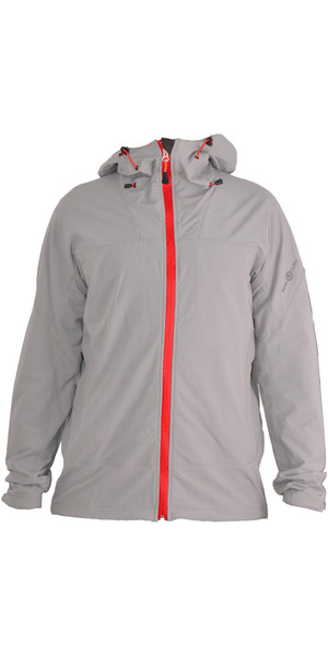 Henri Lloyd Dual Soft Shell Jacket LIGHT GREY S00352