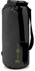 2018 Henri Lloyd Dri Pac 20L Drybag  Black YL800009