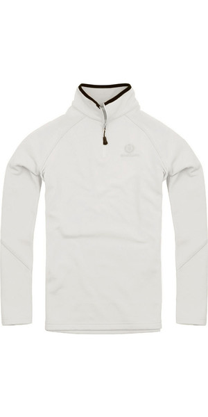 Henri Lloyd Womens Rockall Half Zip Fleece Optic Blanco Y20081