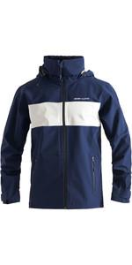 Veste De Navigation Côtière M-Course 2,5 Couches Pour Homme Henri Lloyd 2020 P201110041 - Bleu Navy