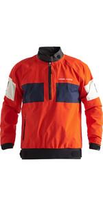 2020 Henri Lloyd Mannen M- Pro 3 Layer Gore-tex Zeilen Smock P201110050 - Oranje