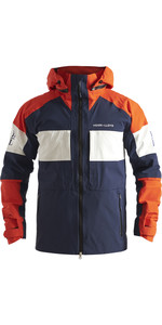2020 Henri Lloyd Mens M-Pro Hooded 3 Layer Gore-Tex Sailing Jacket P201110048 - Navy