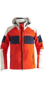 Veste De Navigation à Capuche Henri Lloyd - Pro Capuche 3 Couches Pour Hommes Henri Lloyd 2020 P201110048 - Orange