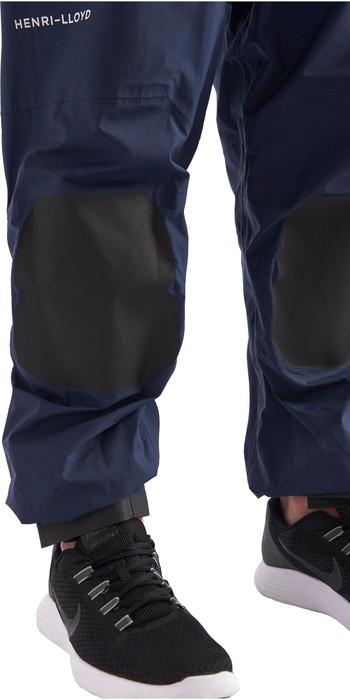 2020 Henri Lloyd Mens M-Rennen Gore-Tex Segel Salopettes P201115065 - Navy
