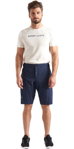 2020 Henri Lloyd Mens M-Rennen Gore-Tex Segel Shorts P201115066 - Navy