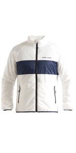 2020 Henri Lloyd Mens Maverick Mitte Schicht Jacke P201110054 Liner - Wolke Weiß