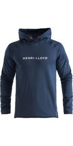 2020 Henri Lloyd Heren Buitenbeentje Mid Hoody P201120069 - Navy