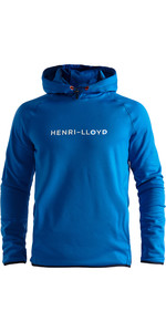 2020 Henri Lloyd Felpa Con Cappuccio Mid Da Uomo Maverick P201120069 - Blu Victoria
