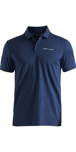 2020 Henri Lloyd Mens Maverick Tech Polo Shirt P201120085 - Navy