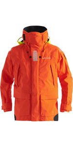 2020 Henri Lloyd Mens O-Race Offshore Sailing Jacket P201110037 - Power Orange