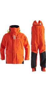2020 Henri Lloyd O-Race Offshore Jacket & Trouser Combi-set - Oranje