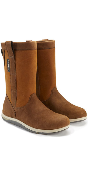2018 Henri Lloyd Shadow Boot BROWN YE300001
