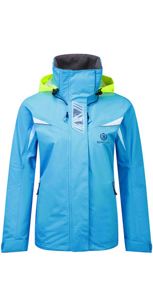 Henri Lloyd Ladies Wave Küsten Coastal Jacket Baltic Blue Y00354