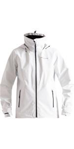 Veste De Navigation Côtière M-Course 2,5 Couches Pour Femme Henri Lloyd 2020 P201210045 - Blanc Nuage