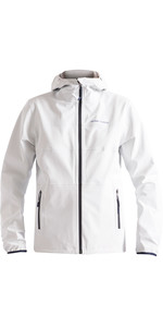 Jaqueta Henri Lloyd Feminina M-course Light 2.5 Camada Costeira Veleiro P201210046 - Cloud White