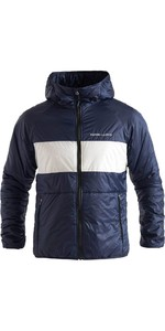 2020 Henri Lloyd Damen Maverick Hooded Liner Mid Layer Jacke P201210058 - Navy Block