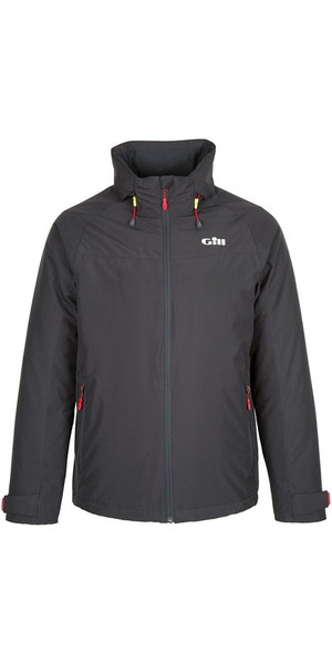 2019 Gill Mens Navigator Jacket Graphite IN83J