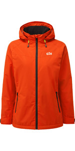 2019 Gill Navigator Jacke Für Damen Orange In83jw