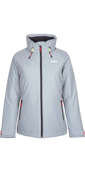 2019 Gill Womens Navigator Jacket Grå IN83JW
