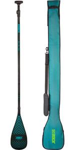 2020 Jobe Carbon Pro 3-delt Sup Paddle Med Rejsetaske 486720011