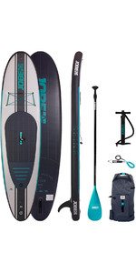 2020 Jobe Infinity Seine 10'6 Inflatable SUP Package - Board, Bag, Pump & Paddle