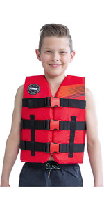 2020 Jobe Junior 50N Impact Vest 244820002 - Red