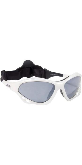 2021 Jobe Knox Schwimmfähige Sonnenbrille 420108001 - Weiß