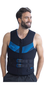 2021 Jobe Mens 50N Neoprene Impact Vest 244920005 - Black / Blue