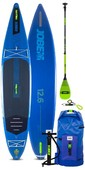 2021 Jobe Stand Up Paddle Board Board Aero Neva 12'6 - Planche, Sac, Pompe, Paddle Et Laisse