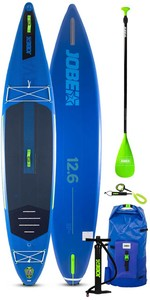 2021 Jobe Aero Neva 12'6 Aufblasbares Sup-paket 486421015 - Board, Bag, Pump & Paddle
