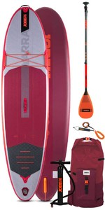 2021 Jobe Aero Stand Up Paddle Board - Tabla, Bolsa, Bomba, Remo Y Correa
