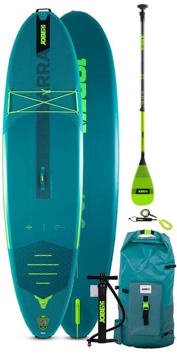 2021 Jobe Stand Up Paddle Board Jobe Aero Jobe 10'6 - Planche, Sac, Pompe, Paddle Et Laisse