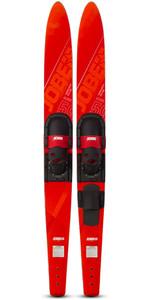 2020 Jobe Allegre Combo Skis 203320002 - Red