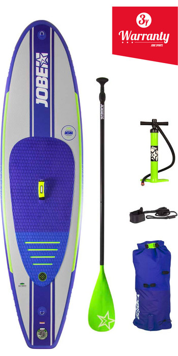 2020 Jobe Desna Inflatable Stand Up Paddle Board 10'0 x 32