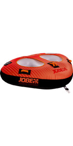 2020 Jobe Double Trouble 2 Person Towable 230220006 - Red