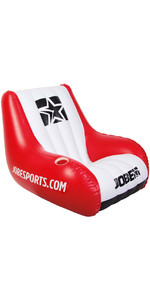 Jobe Inflatable Chair - Rot / Weiß