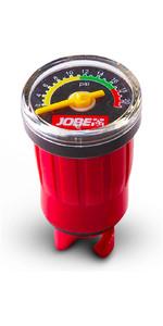 2020 Jobe Gonflable Sup Manomètre 480020010
