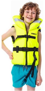 2021 Jobe Kids Comfort Boating Pfd Vest 244817374 - Gul