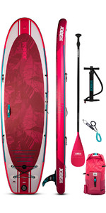 2020 Jobe Lena 10'6 Inflatable SUP Package - Board, Bag, Pump & Paddle