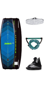 2020 Jobe Logo Wakeboard & Labyrint Bindings Pakke 278820075