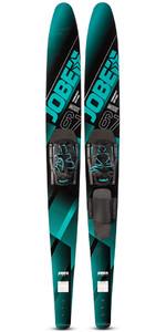 2020 Jobe Mode Combo Skis 203220001 - Black