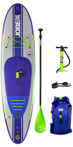 "2019 Jobe Yarra Inflável Stand Up Paddle Board 10'6 x 32 ""INC Paddle, mochila, bomba & Leash"