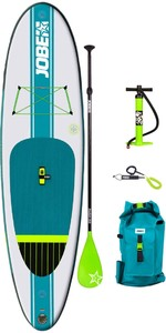 "Jobe Aero Yarra Opblaasbaar Stand Up Paddle Board 10'6 X 32 ""inc Paddle, Rugzak, Pump & Leash"