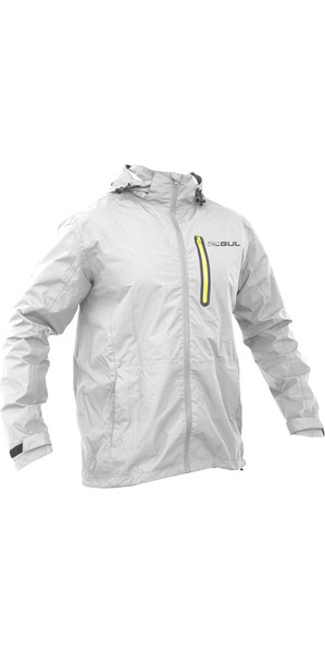 2018 Gul Mens Code Zero Softshell Jacket Silver K3MJ34-B5