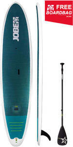 "2019 Jobe Titan Kama 11'6 ""Stand Up Paddle Board INC 3-Piece Fiberglass Paddle & Boardbag 486617003"