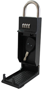 Keypod 5GS - Key Safe XK02 - New Tougher Construction
