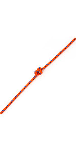 Kingfisher Evolution Performance Dinghy Rope Orange CL002 - Price per metre.