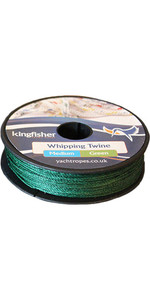 Kingfisher Twisted Whipping Twine Green WTGB